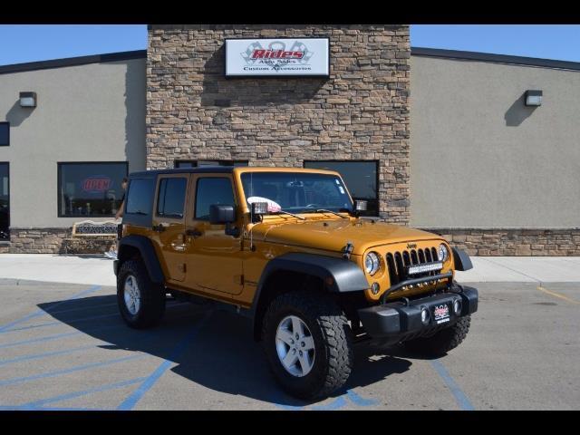 2014 Jeep Wrangler | 889382