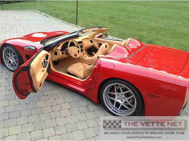 2002 Chevrolet Corvette | 880939