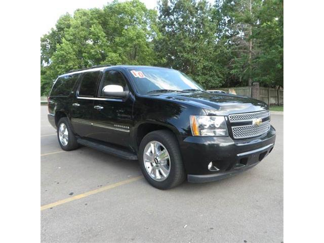 2010 Chevrolet Suburban | 889399
