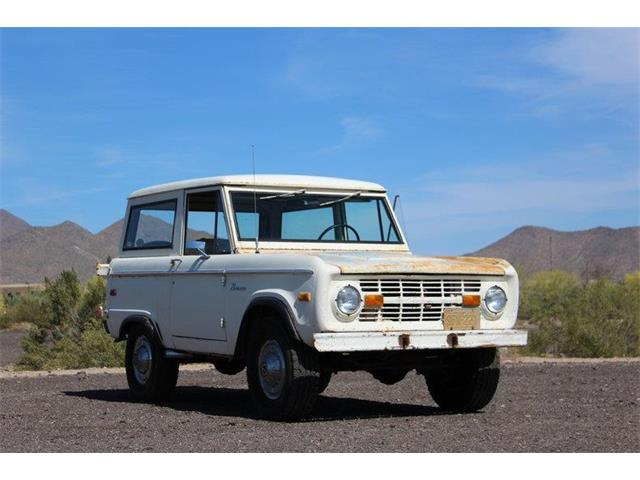 1972 Ford Bronco | 889401