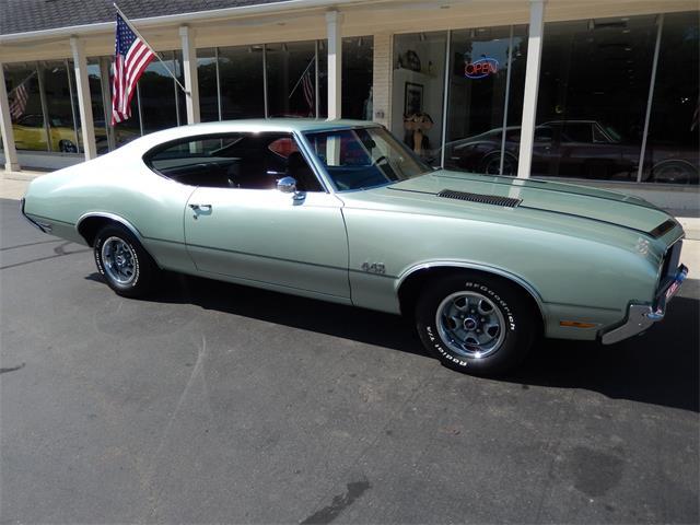 1972 Oldsmobile 442 | 889403