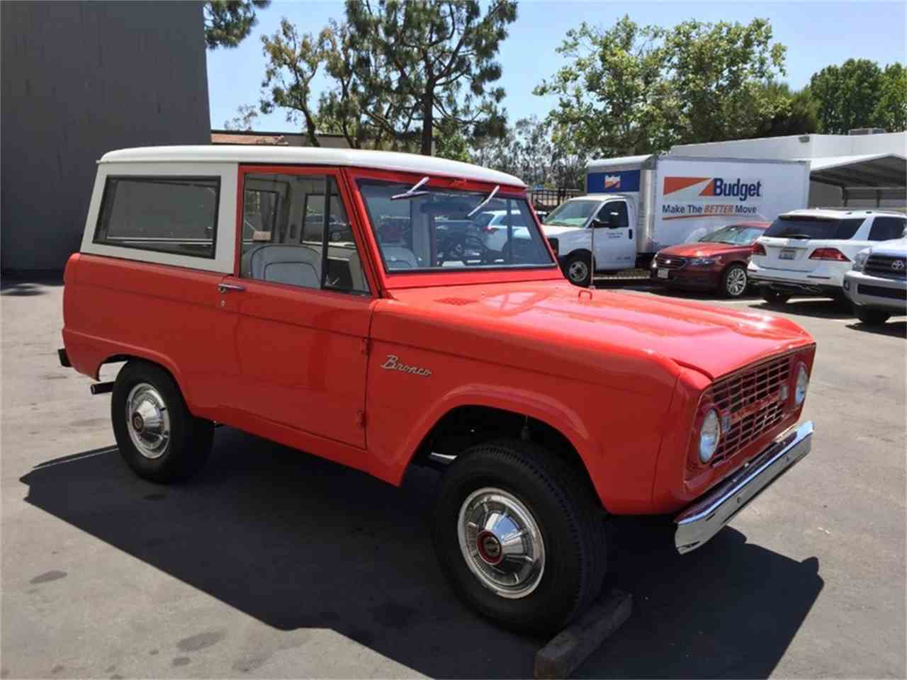 1966 ford bronco for sale cc 889404. Black Bedroom Furniture Sets. Home Design Ideas
