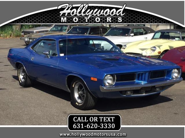 1972 Plymouth Cuda | 889405