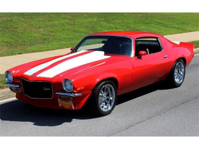 1971 Chevrolet Camaro | 889410