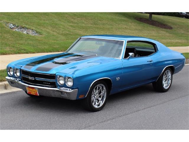 1970 Chevrolet Chevelle | 889413