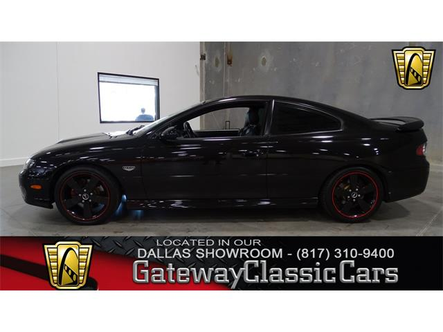 2006 Pontiac GTO | 889418