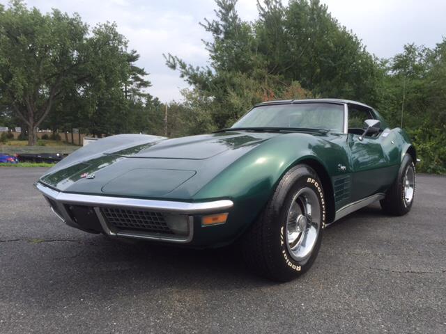 1971 Chevrolet Corvette | 889426