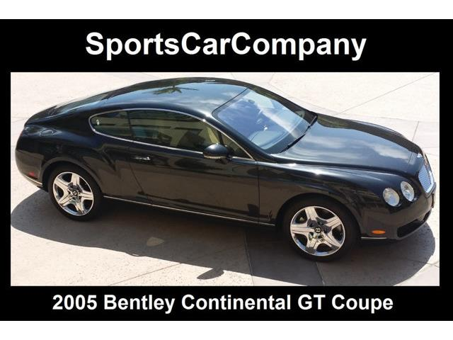 2005 Bentley Continental | 889431