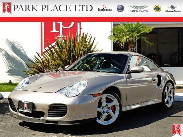 2001 Porsche 911 Turbo | 889439