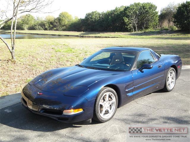 2001 Chevrolet Corvette | 880944