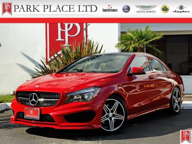 2015 Mercedes-Benz CLA250 | 889450