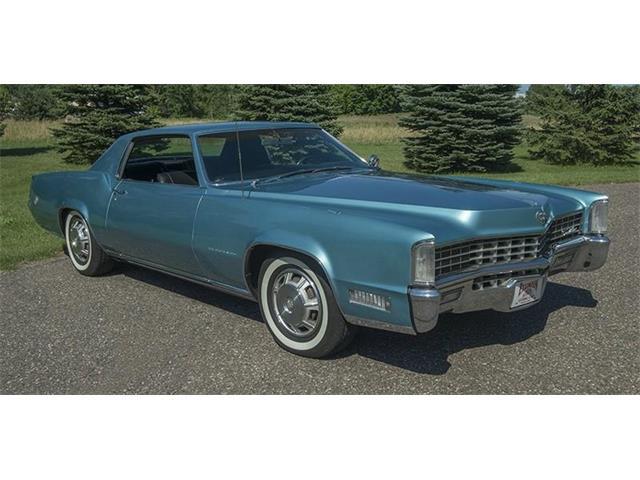 1967 Cadillac Eldorado | 889454