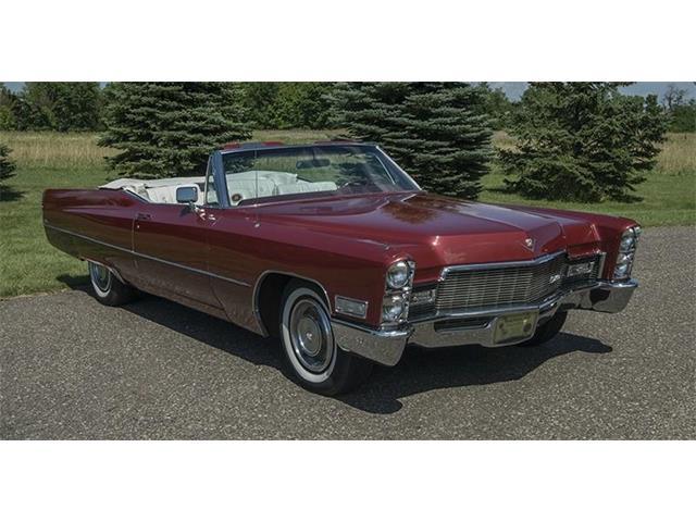 1968 Cadillac DeVille | 889456