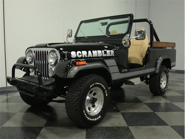 1981 Jeep CJ8 Scrambler | 880946