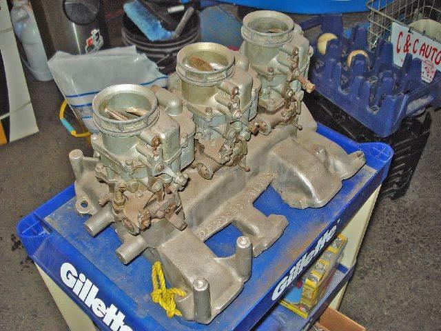 1900 Ford Y block | 889471