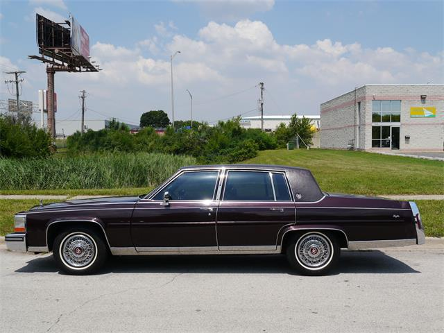 1988 Cadillac Brougham | 889472