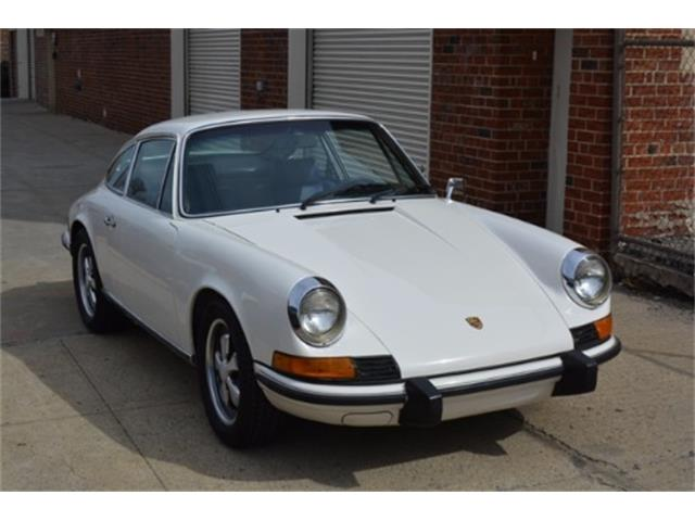 1973 Porsche 911T   889477