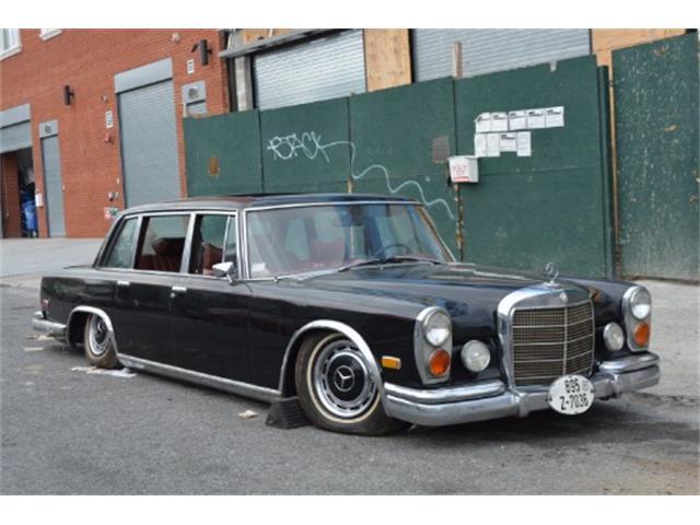 1972 Mercedes-Benz 600 | 889478