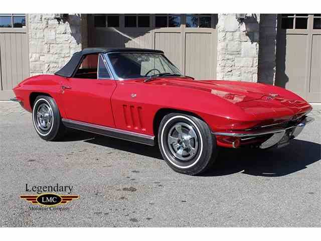 1966 Chevrolet Corvette Stingray Roadster | 889485