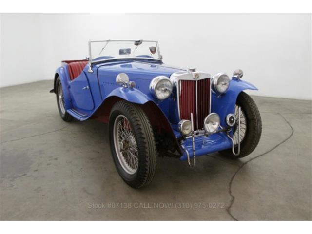 1948 MG TC | 889487