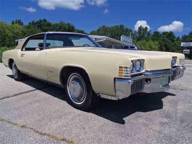 1971 Oldsmobile Toronado | 889488