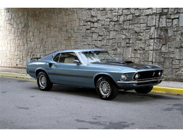 1969 Ford Mustang | 880950