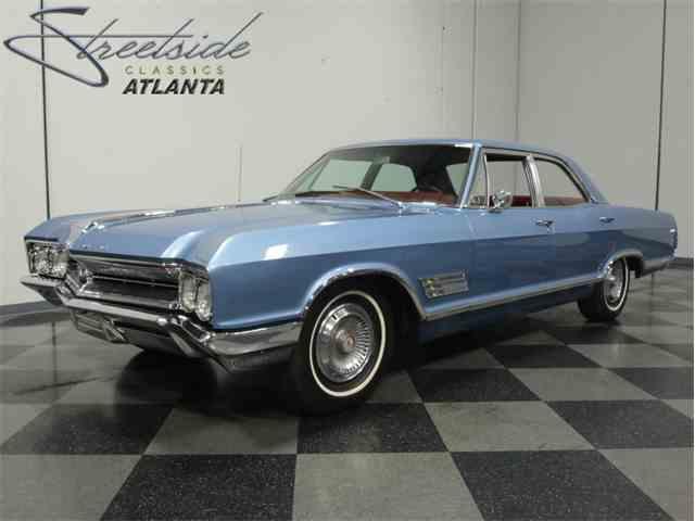 1966 Buick Wildcat | 889500