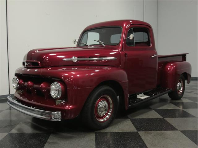 1952 Ford F1 | 889501