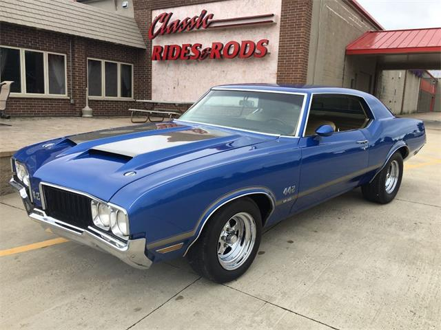 1971 OLDSMOBILE CUTLASS 442 W30 | 889505