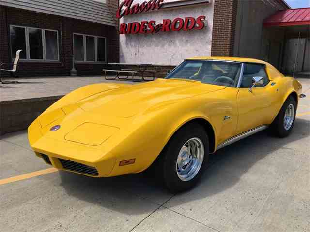 1973 Chevrolet Corvette | 889506