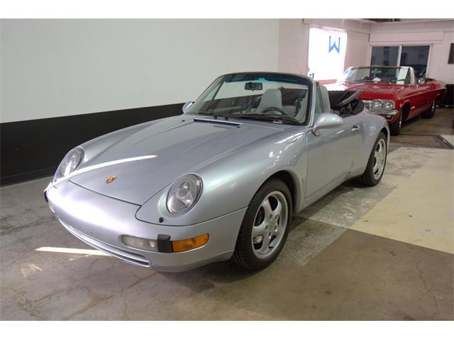 1996 Porsche 911 | 889509