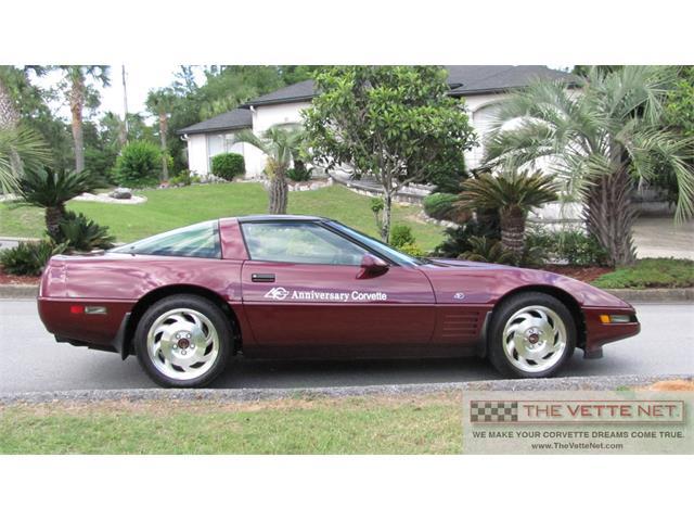 1993 Chevrolet Corvette | 889511