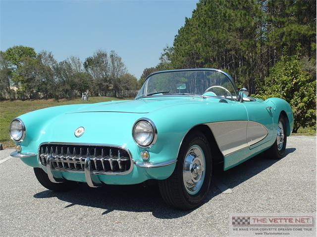 1957 Chevrolet Corvette | 889512