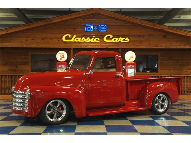 1953 Chevrolet Pickup | 889521