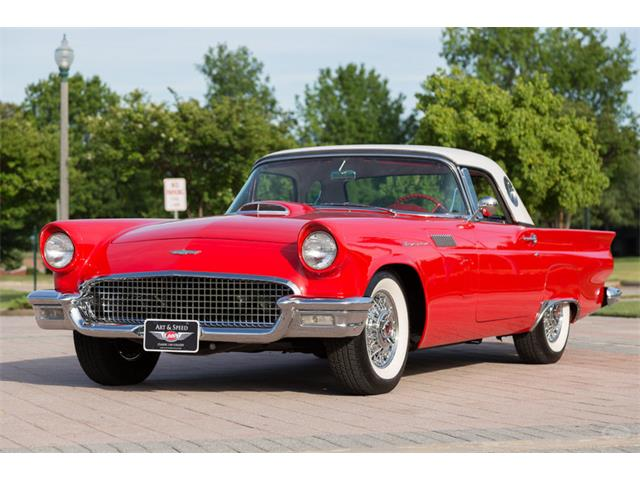 1957 Ford Thunderbird | 889523