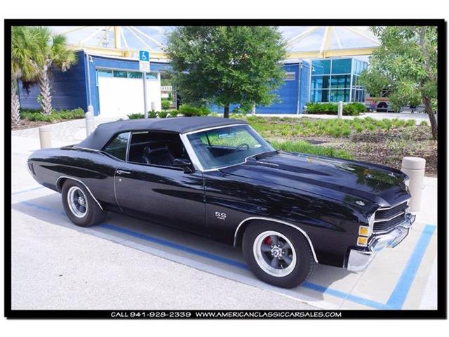 1971 Chevrolet Chevelle | 889525