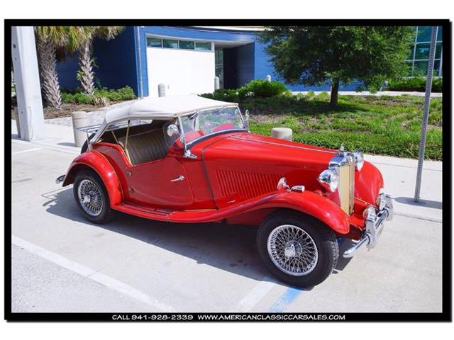 1952 MG TD | 889527