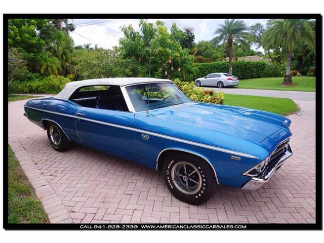 1969 Chevrolet Chevelle | 889529