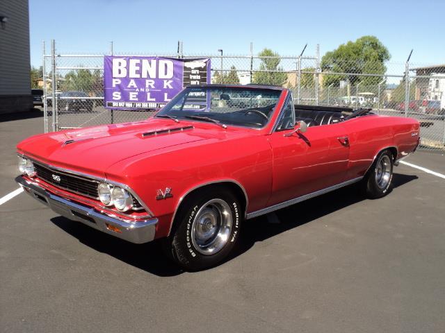 1966 Chevrolet Chevelle SS | 889530
