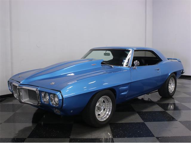 1969 Pontiac Firebird | 889535