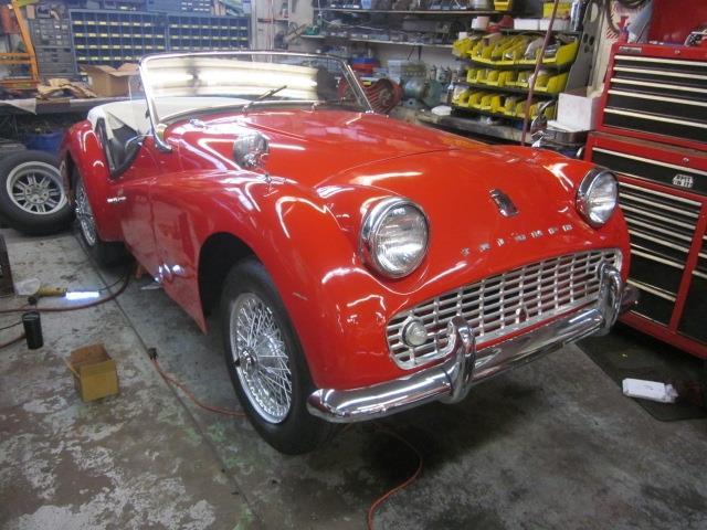 1960 Triumph TR3A | 889539