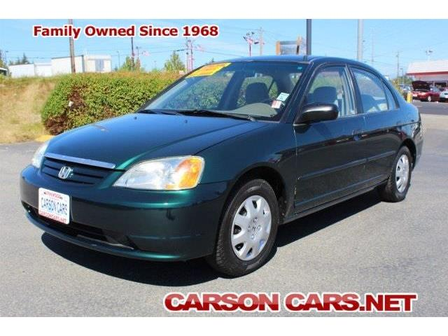 2001 Honda Civic | 889546