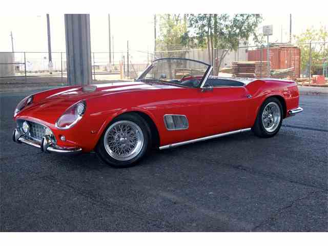 1963 Ferrari 250 GTE California Spyder | 889565