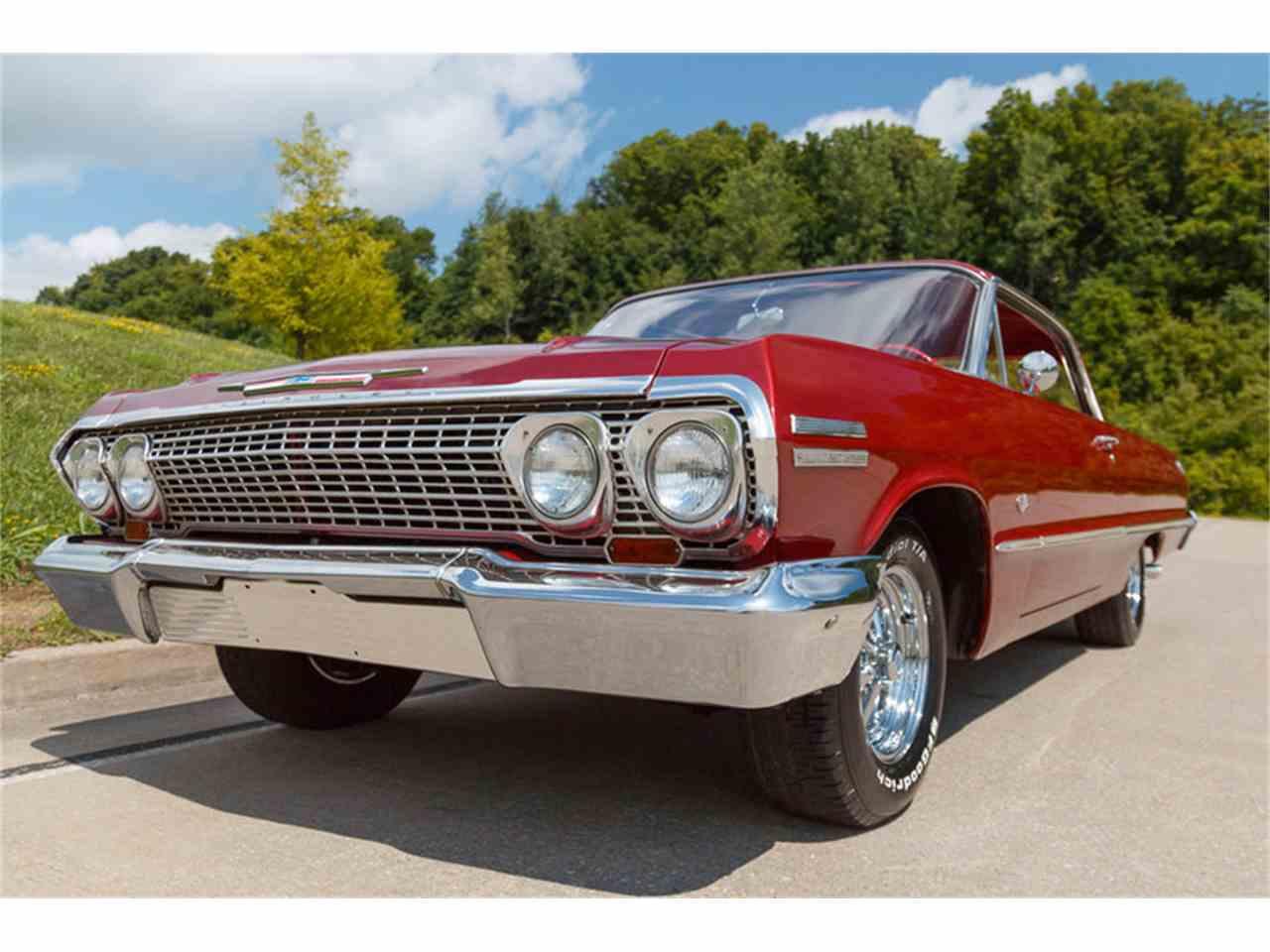 1963 chevrolet impala for sale cc 889567. Black Bedroom Furniture Sets. Home Design Ideas