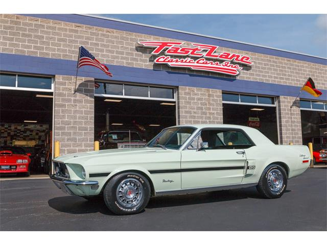 1968 Ford Mustang | 889568