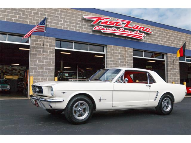 1965 Ford Mustang | 889571