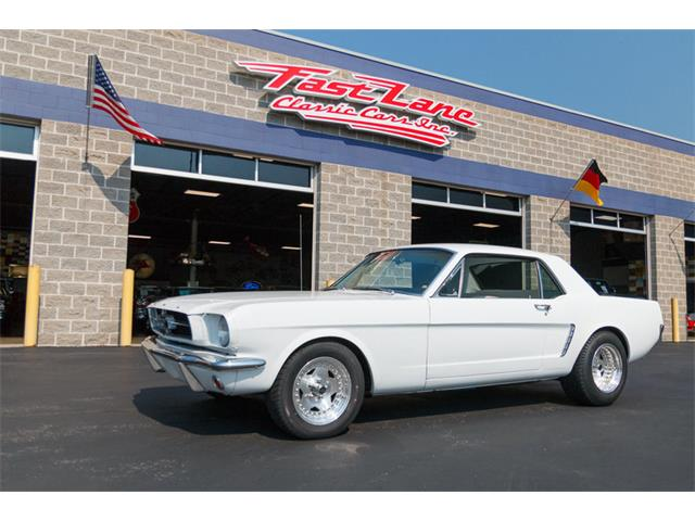 1965 Ford Mustang | 889579