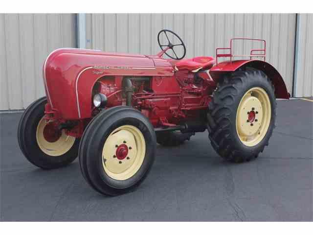 1959 Porsche Super Diesel Tractor | 889585