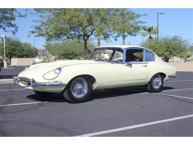 1967 Jaguar E-Type XKE 4.2 S1.5 | 889586