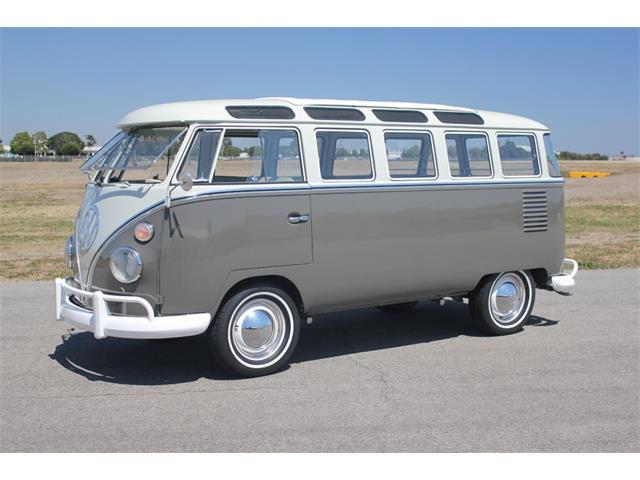 1961 Volkswagen Type 3 23 Window Conversion | 889587
